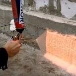 Полинор напыляемая теплоизоляция ппу, Екатеринбург