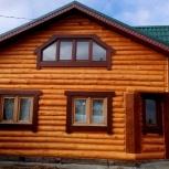 Деревянные дома - внутренние и внешние отделочные работы, Екатеринбург