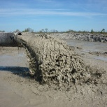 Добыча песка из рек, озер, обводненных карьеров землесосом., Екатеринбург