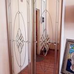 Витражи на зеркалах для шкафов-купе, Екатеринбург