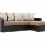 Инес диван-кровать угловой УП(Л) Елена 4308/Версаль 700, Екатеринбург