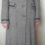 Пальто женское весна/осень, ткань твид, Екатеринбург