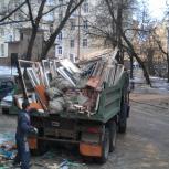 Вывозим стр.мусор.Вывоз мусора,вывоз мебели,вывоз хлама,вывоз мусора., Екатеринбург