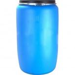 Бочка Тара пластиковая с крышкой на обруч 227 литр, Екатеринбург