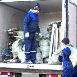 Вывоз мусора,вывоз веток.Вывоз мебели,вывоз мусора.Вывозим мусор,хлам., Екатеринбург