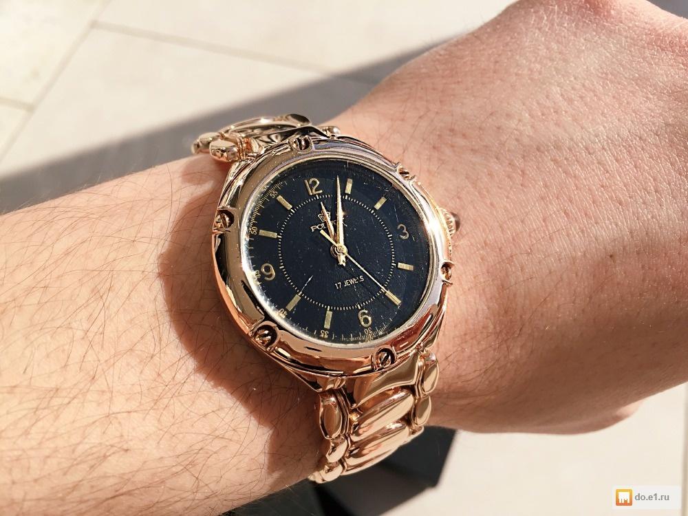 Купить часы золотые мужские полет купить керамические часы женские rado цена