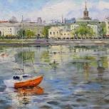 Картины на холсте, Екатеринбург