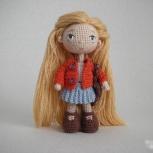 """Авторская миниатюрная кукла """"Эмми"""", Екатеринбург"""