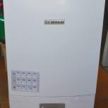 Продам новый котел настенный газовый 2контур. Bosch wbn6000-12c, Екатеринбург