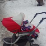 Продам детскую коляску 3в1, Екатеринбург