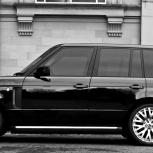Представительское авто для свадьбы Range Rover, Екатеринбург