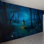 Граффити оформление стен, Екатеринбург