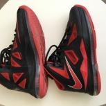 Nike кроссовки баскетбольные Lebron X, Екатеринбург