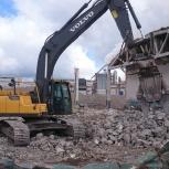 Произведем демонтаж ,снос ,разбор ,утилизацию зданий и сооружений, Екатеринбург