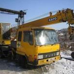 Услуги Автокрана 5 тонн, стрела 23 метра, Екатеринбург