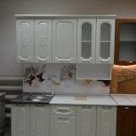 Кухня на заказ Белая классика (Финист), Екатеринбург