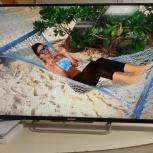 Качественный тонкий 108см Sony 200Гц SmartTV wifi, Екатеринбург