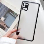 Чехол (бампер) для Samsung Galaxy A51 - с защитой линз камеры, Екатеринбург
