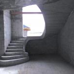 Монолитные лестницы в дом, коттедж, таунхаус, Екатеринбург