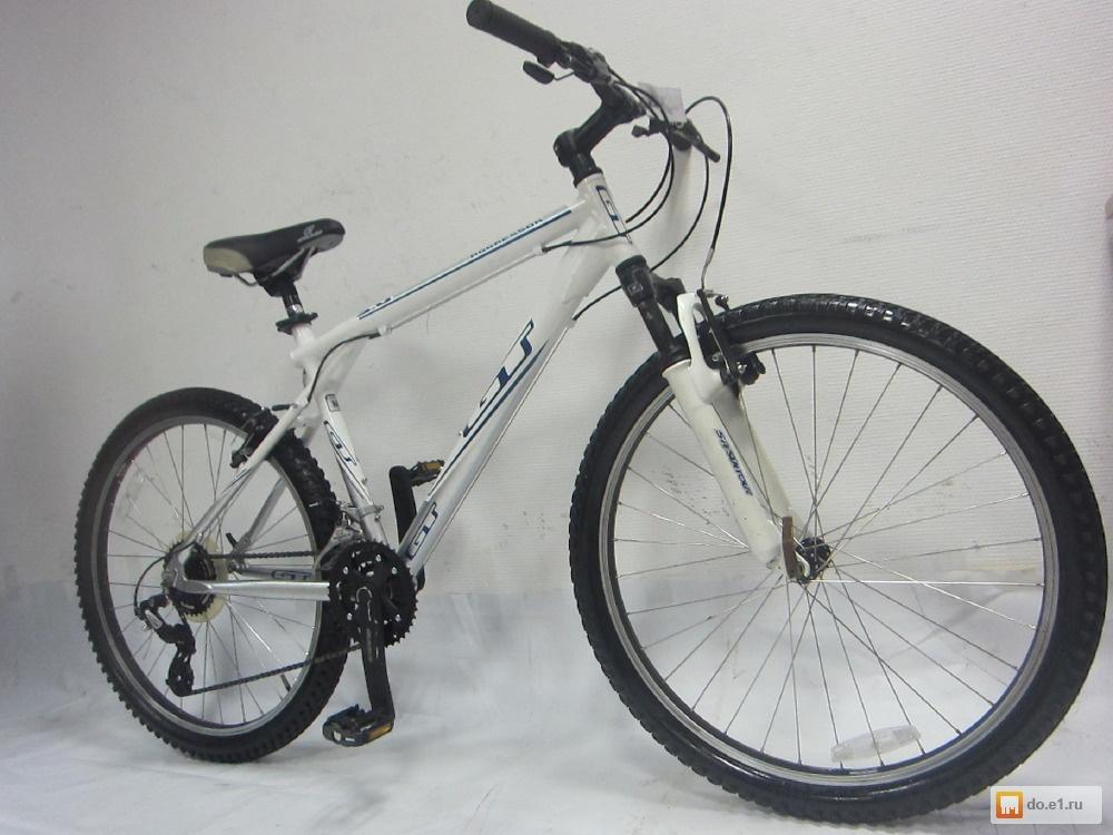 Горный велосипед GT Aggressor 3.0 б у Цена - 14990.00 руб ... d75b5462737b2