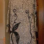 Продается эксклюзивное пальто ручной работы, Екатеринбург