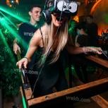 Улётный корпоратив с виртуальной реальностью, Екатеринбург