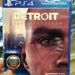 Detroit: стать человеком (ps4) новый, Екатеринбург