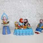 Глиняные фигурки, статуэтки, Екатеринбург