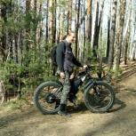Электровелосипед, Екатеринбург