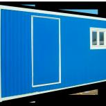 Строительные бытовки и модульные здания под заказ, Екатеринбург