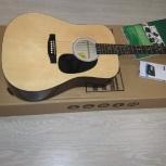 Акустическая гитара Fender SQUIER SA-105 NATURAL, Екатеринбург