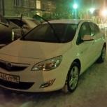 Потерян авто белый опель астра J, Хэтчбэк, Екатеринбург