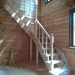 Деревянные лестницы., Екатеринбург