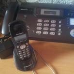 Факс Panasoni KX-FC962 автоответчик, автоопр, в хорошем состоянии, Екатеринбург