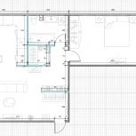 Планировка интерьера квартиры, Екатеринбург