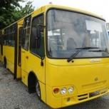 Автобус Богдан на прибыльном маршруте, Екатеринбург