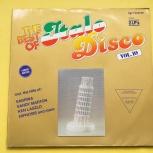 THE BEST OF ITALO-DISCO VOL. 10 1988 Germany / 2LP, Екатеринбург