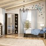 Модульная спальня Верона (ник-м), Екатеринбург