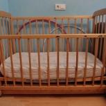 Детская кровать для ребенка до 4 лет, Екатеринбург