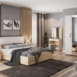 Модульная спальня Зара (МС), Екатеринбург