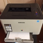 Цветной лазерный принтер samsung clp-365, Екатеринбург