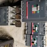 Продам автоматические выключатели ABB серии Tmax, Екатеринбург