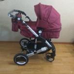Новая детская коляска 2в1 БАРС - трансформер, Екатеринбург
