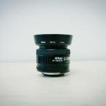 Объектив Nikon AF NIKKOR 35 мм F/2 D F/S, Екатеринбург