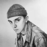 Портрет по фото, Екатеринбург