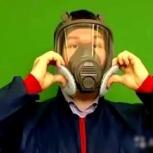 Полнолицевая маска 3м серии 6000 (6800 средний), Екатеринбург
