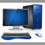 Куплю компьютер, системный блок, монитор, можно с неисправностью., Екатеринбург