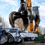 Приём, демонтаж и переработка металлоконструкций на лом, Екатеринбург