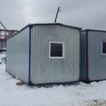 Бытовки строительные б/у, Екатеринбург
