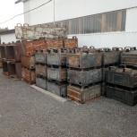 Ящики промышленные, стеллажи,  верстаки, столы, Екатеринбург
